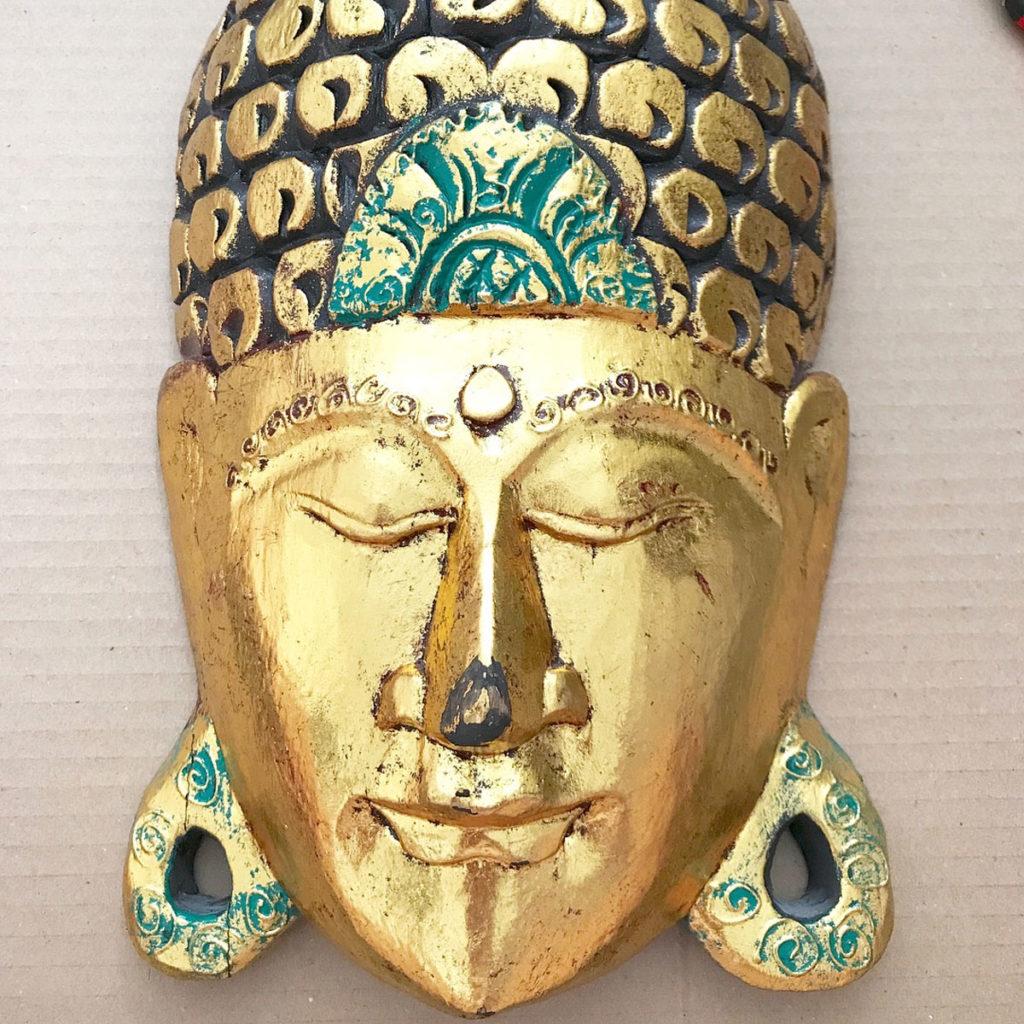 Vorher Gold Buddah