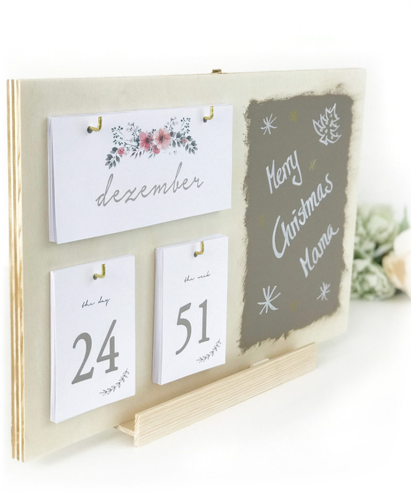 diy kalender 2018 free printables create yourself a merry little christmas elfenweiss. Black Bedroom Furniture Sets. Home Design Ideas