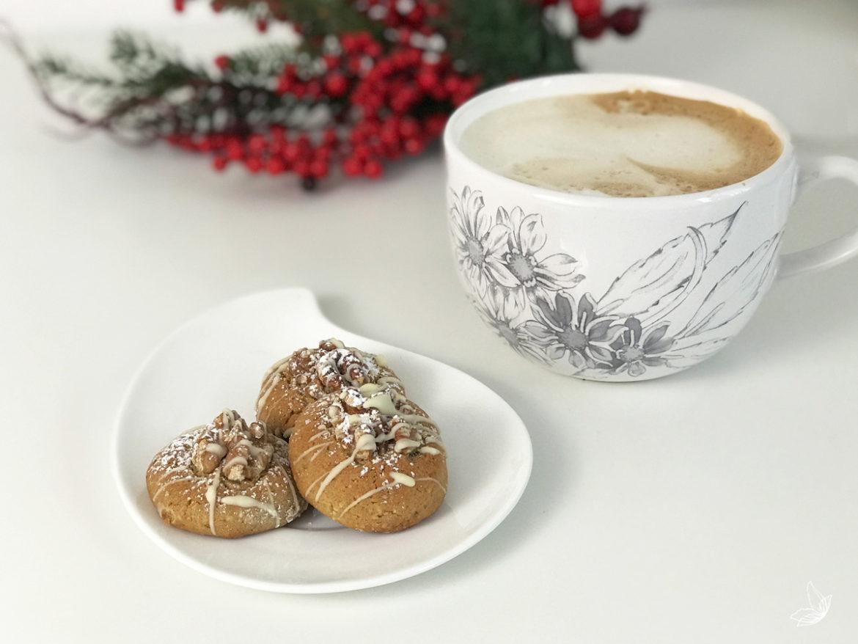 christmas bakery walnuss cranberry pl tzchen elfenweiss. Black Bedroom Furniture Sets. Home Design Ideas