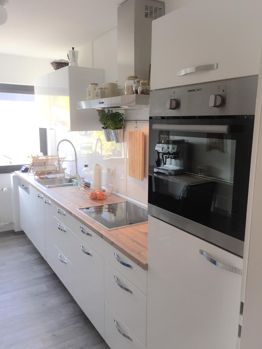Kosten fur eine neue kuche trendy daher haben wir uns fr for Neue fronten fur kuche